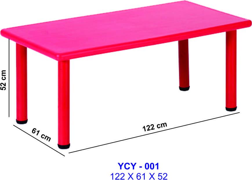 Bàn nhựa YCY - 001