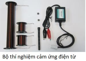 Bộ thí nghiệm cảm ứng điện từ