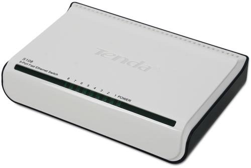 Switch Tenda 8 Port